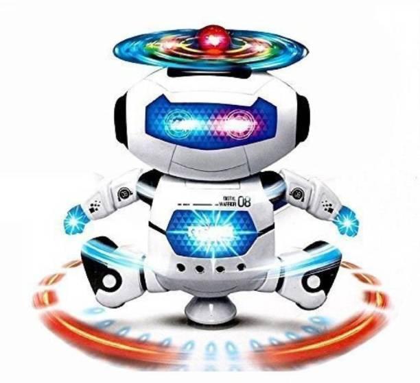 Amazia 360° Naughty Digital Dancing Robot