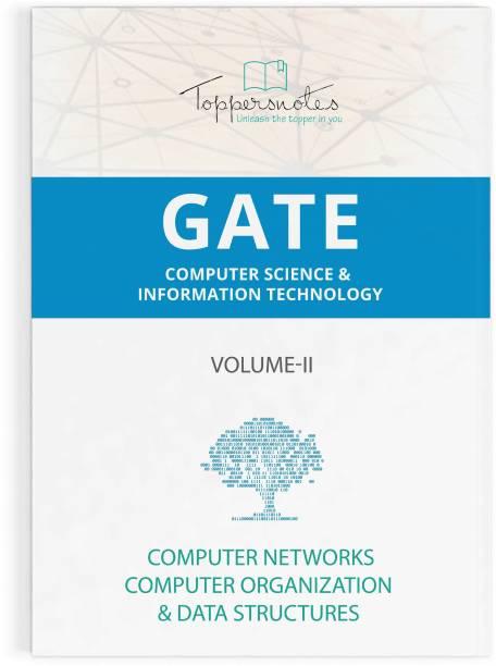 GATE CS/IT Hand Written Notes Computer Networks Computer Organization & Data Structures