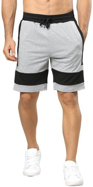 a595b187bc32 Cotton Linen Shorts - Buy Cotton Linen Shorts Online at Best Prices ...