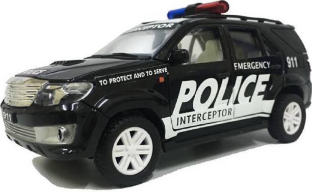A R ENTERPRISES centy interceptor police car for kids (Multicolor)