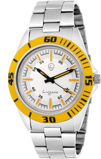58078c115ce Lugano Wrist Watches - Buy Lugano Wrist Watches Store Online at Best ...