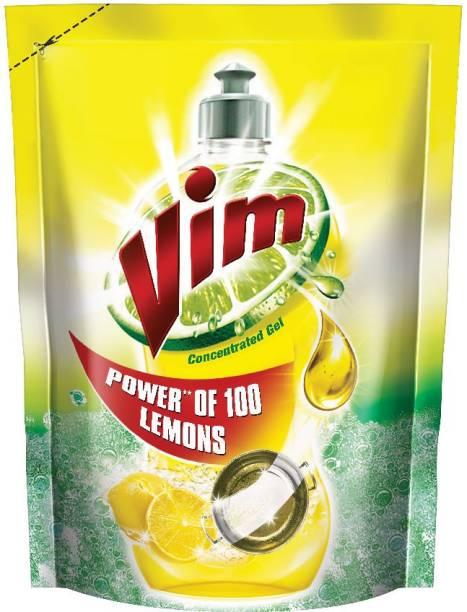 Vim Dish Cleaning Gel
