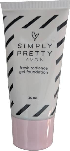 AVON Simply Pretty Fresh Radiance Gel  Foundation