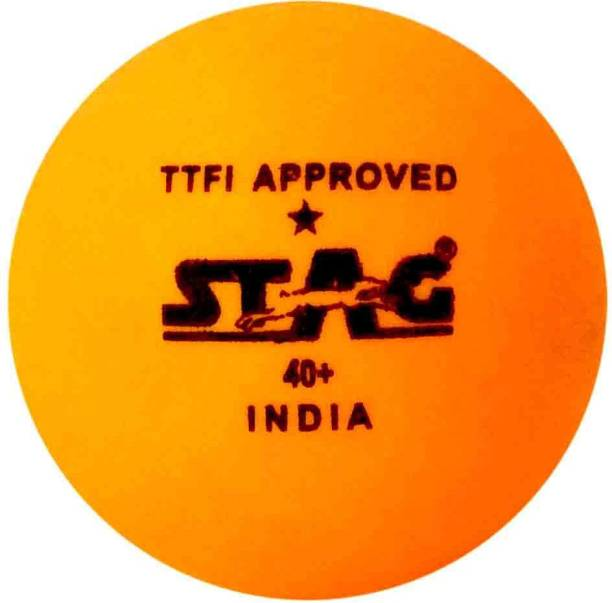 STAG One Star Plastic Table Table Tennis Ball
