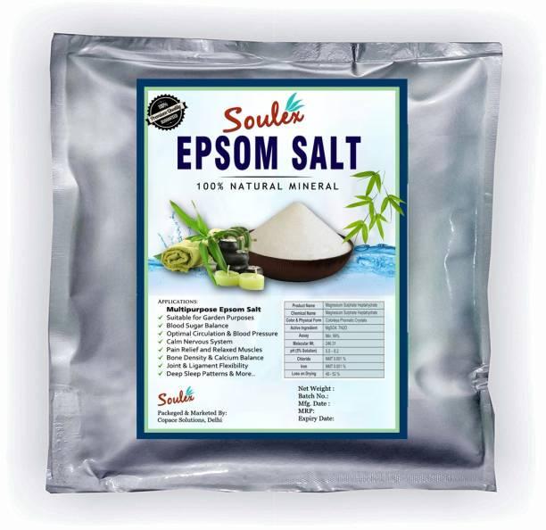 SOULEX EPSOM SALT MULTIPURPOSE 2 KG