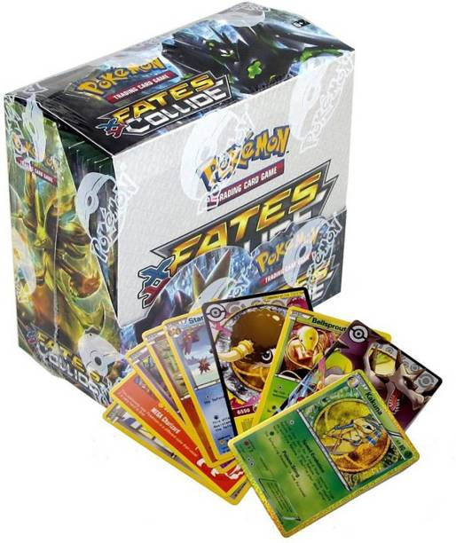 464a07193c Kiditos Pokemon XY Fates Collide Booster Box 36 Packs Trading Card Game
