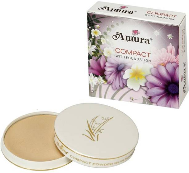 1a0de886da Amura Compact Powder - Buy Amura Compact Powder Online at Best ...