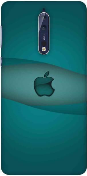 Khushal Back Cover for Nokia 8