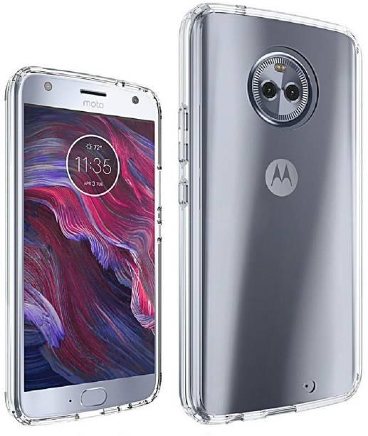 S Design Back Cover For Motorola Moto X4