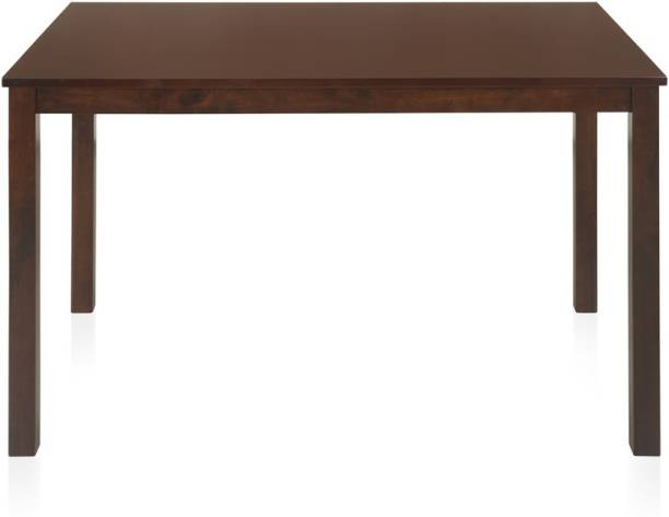@Home by nilkamal Gem Engineered Wood 4 Seater Dining Table