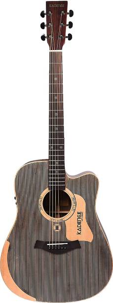 KADENCE A-1001 Semi-acoustic Guitar Rosewood Rosewood Right Hand Orientation