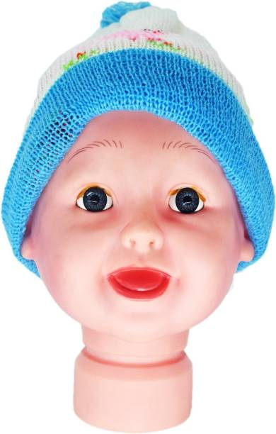 Baby Girls Caps - Buy Baby Girl Caps   Hats Online At Best Prices in ... 32a819be938