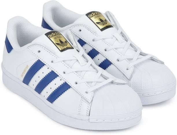 ADIDAS ORIGINALS Boys   Girls Lace Sneakers 0ec2c0c24