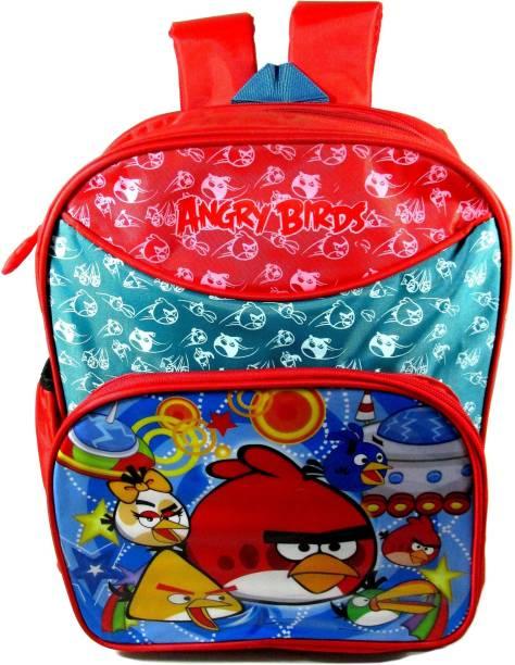 ehuntz EH668 (Primary 1st-4th Std) Waterproof School Bag