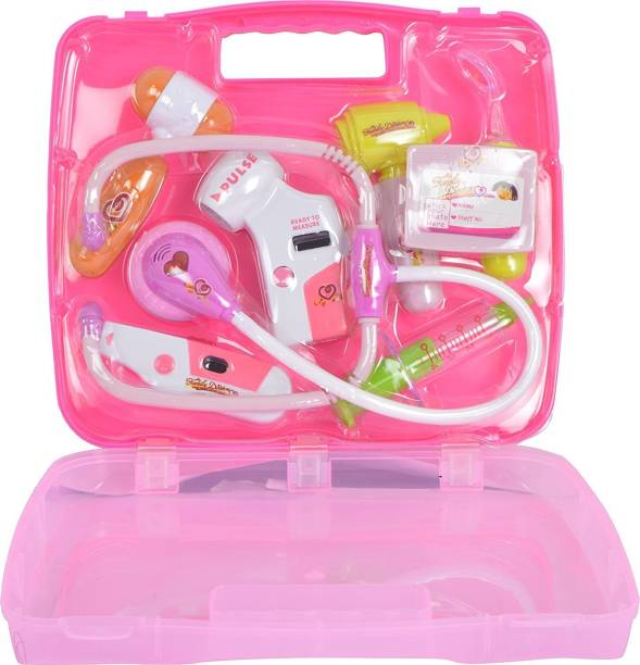 Vente Doctor Dr. Medical Activity Set Battery Operated Light Sound Effects For Kids