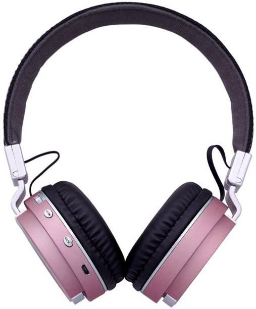 be47bde63313 ShopyBucket Wireless Stereo Dynamic Headphone Model-AH003 Creative Sound  Foldable FM Bluetooth Stereo Bluetooth Headset