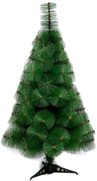 Haw collection Pine 4 cm (0.13 ft) Artificial Christmas Tree