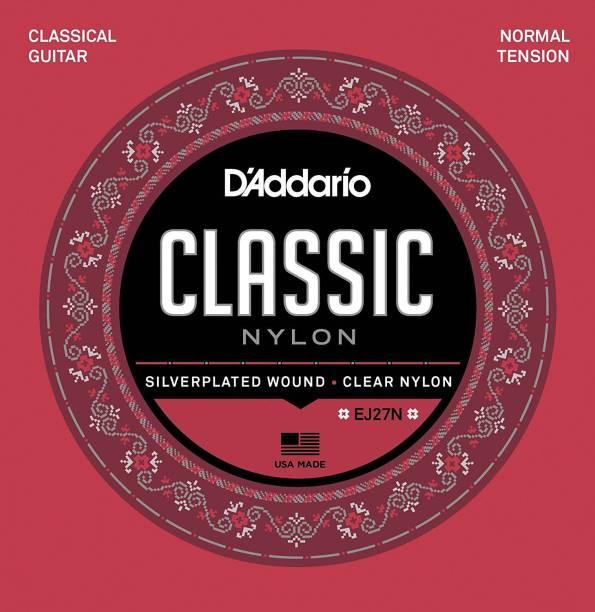 D'ADDARIO Classic EJ27N Student Nylon Classical Guitar String
