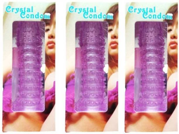 Crystal Condoms - Buy Crystal Condoms Online at Best Prices in India ...