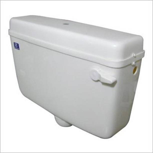 Tayal Toilet Cistern Side Handle Flush Tank