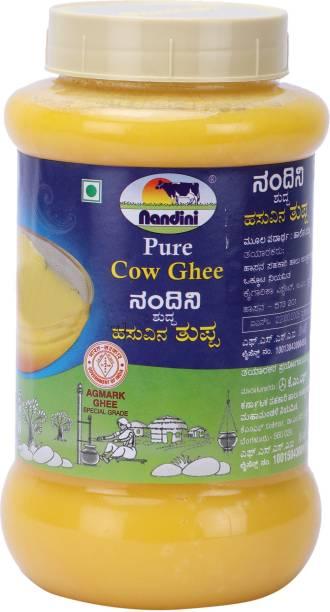 Nandini Cow Ghee 500 ml Plastic Bottle