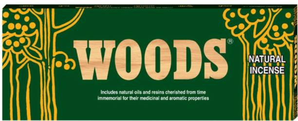 Cycle Natural Woods Natural Fragrance Woody