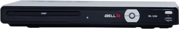 iBELL IBL 3288 3 inch DVD Player