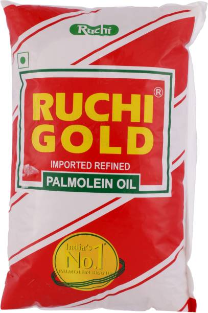Ruchi Gold Palm Oil Pouch