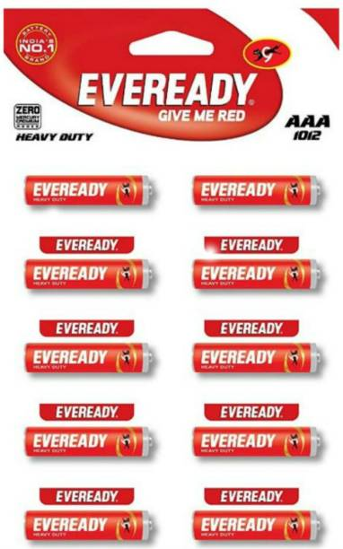 EVEREADY Give Me Red AAA  Battery