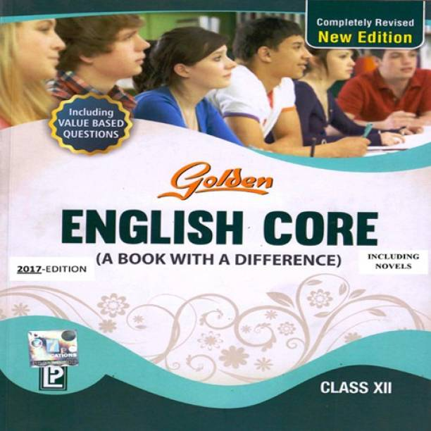Golden English Core for Class-12 1 Edition