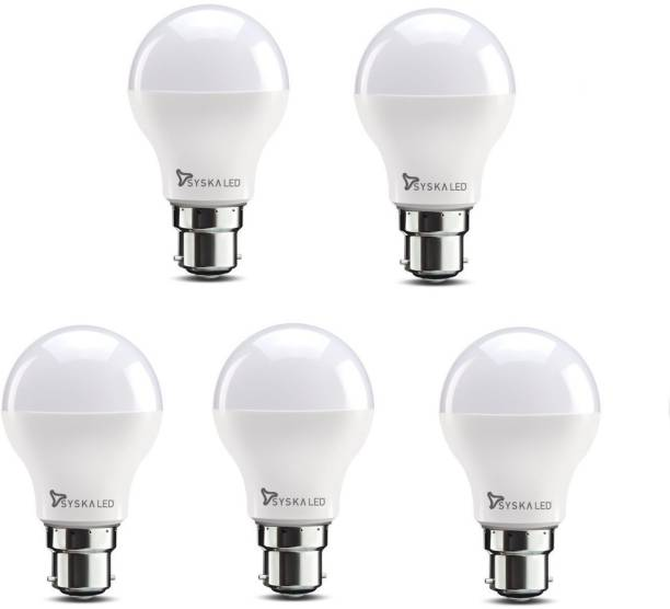 Bulbs buy led bulbs cfl bulbs online at best prices in india syska 9 w standard b22 led bulb aloadofball
