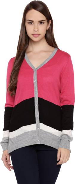 f59a3a4b7de Ladies Cardigans - Buy Cardigans for Women Online (कार्डिगन ...