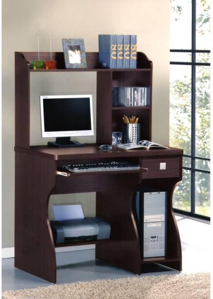 WOODNESS Geneva Engineered Wood Computer Desk