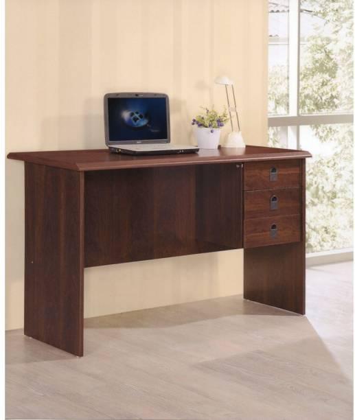 Woodness Venice Engineered Wood Office Table