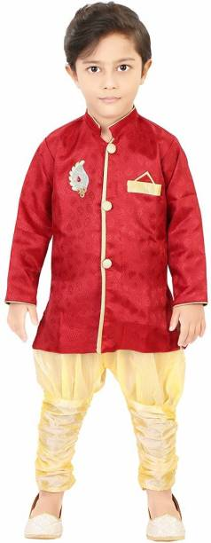 bace882db Boys Ethnic Wear - Buy Boys Ethnic Clothes Online At Best Prices ...