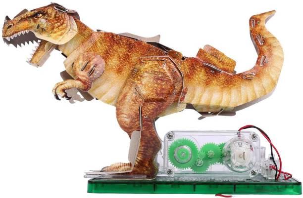 Amazing Toys Paper Activities T-Rex