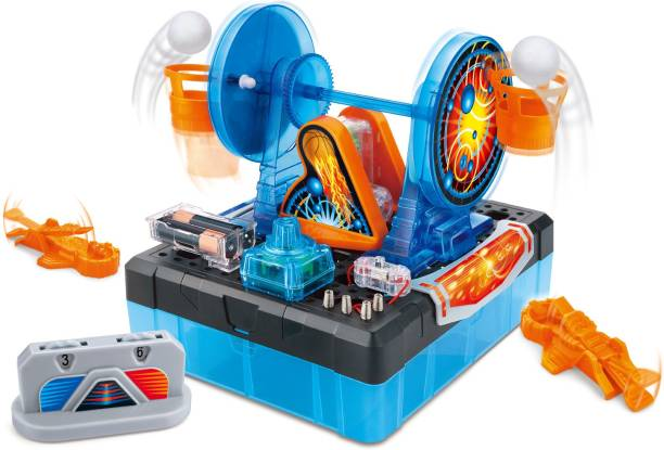 Amazing Toys Spin N Shoot