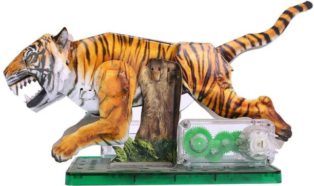 Amazing Toys Paper Activities Tiger