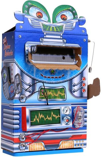 Amazing Toys 3D Cyber Robots