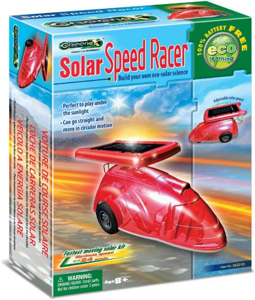 Amazing Toys Build your own Solar Speed Racer