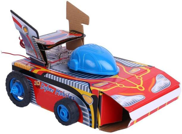 Amazing Toys 3D Cyber Mobiles