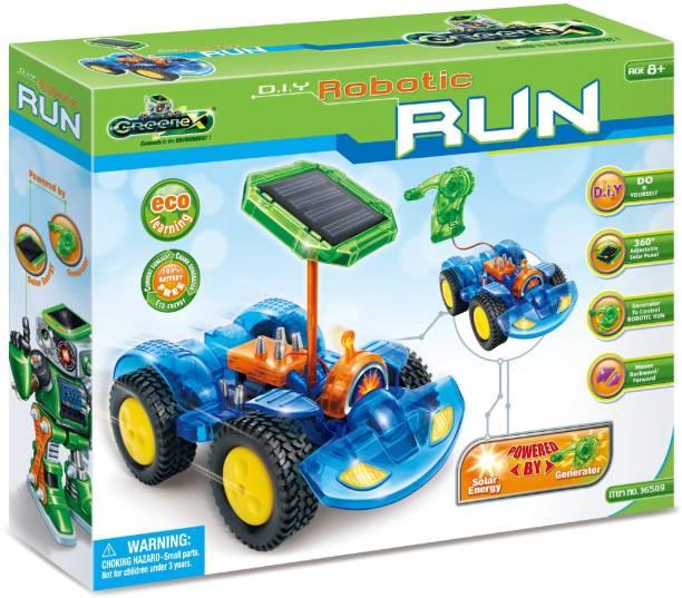 Amazing Toys D.I.Y. Robotic Run