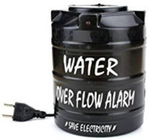 SPEED Move On Water Tank Over Flow Alarm (Black) Wired Sensor Security System