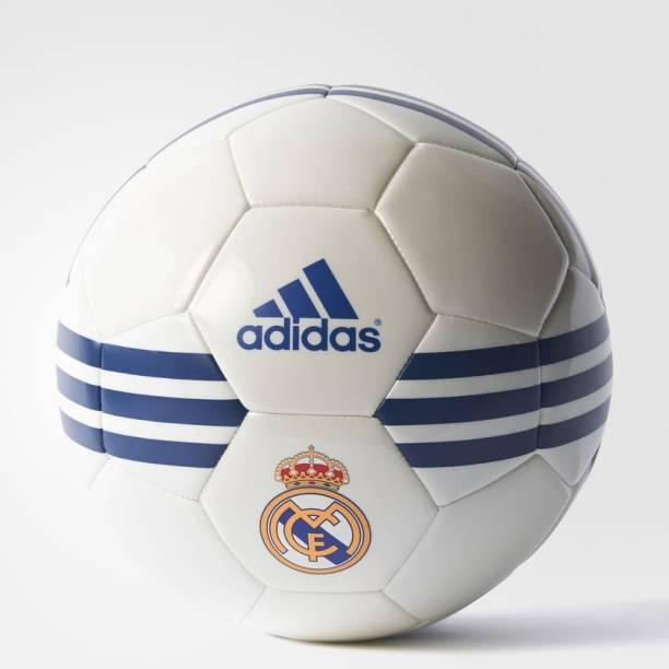 ADIDAS REAL MADRID SOCCER BALL Football - Size: 5