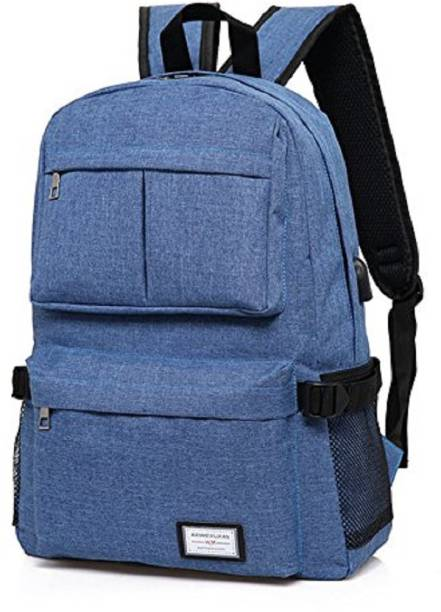 Aeoss laptop and Notebook Backpack for Men and Women Girls with USB  Charging Port Fits 12 d876184af2389