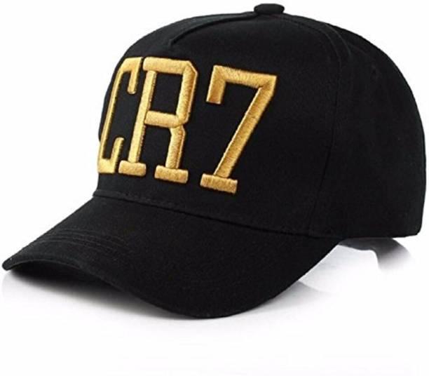 0e33a0c506774 JAMONT Stylish Cotton Baseball Adjustable Black Cap For Men Women Cap