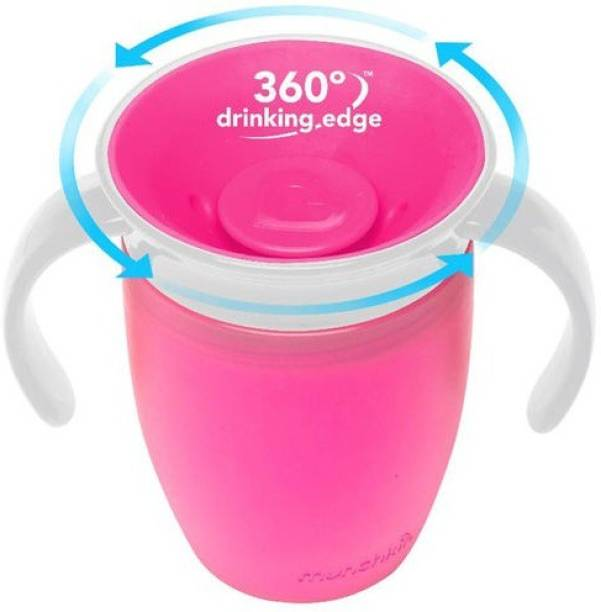 MUNCHKIN Miracle 360 Cup Colors May Vary, 7 oz  - Plastic