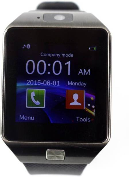 11becf44a SPORTZEE DZ09 BLACK Smartwatch