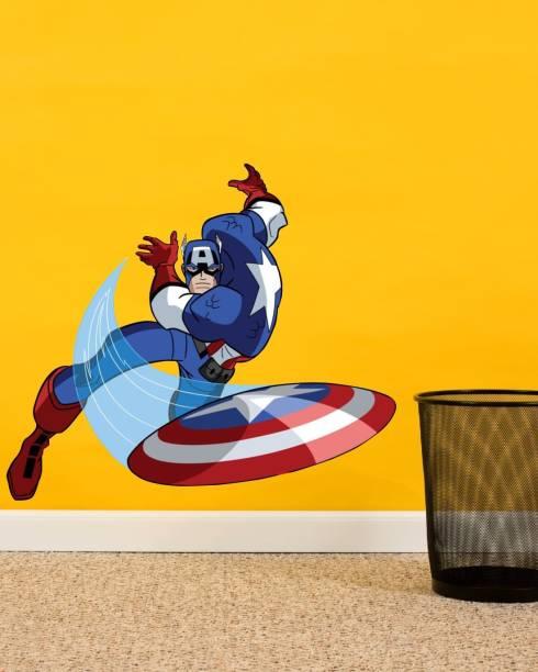 RNG Medium 3d pvc vinyl home décor wall sticker with hd color