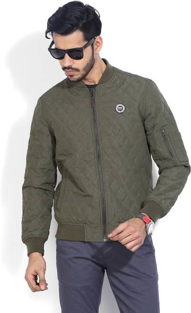 64ed2c00ac Dark Green Jackets - Buy Dark Green Jackets Online at Best Prices In ...